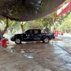 三哥洗车场